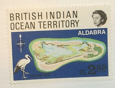 British Indian Ocean Territory Stamp 34 MNH Full Set