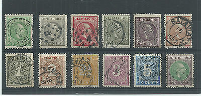 NETHERLANDS INDIES GOOD EARLY SELECTION USED TO 2.5g