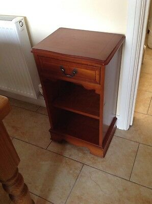 Reproduction Small Bookcase With Drawer