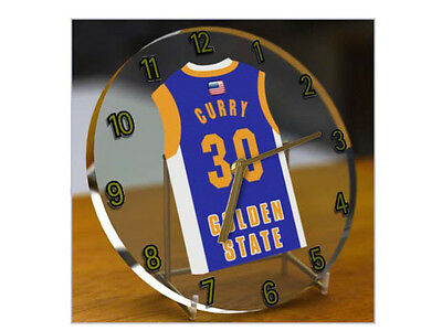 STEPH CURRY GOLDEN STATE WARRIORS NBA BASKETBALL Legend Clock - LIMITED EDITION