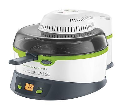 Breville 1200W Halo Health Fryer With Lcd Display In White - Vdf065