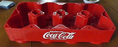 Coca-Cola 2 Litre 8 Pack Carrier by Sceptre - Good Condition