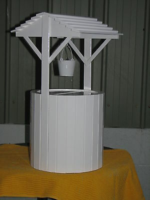Wedding Wishing well Mid Size to complement the reception or gift table