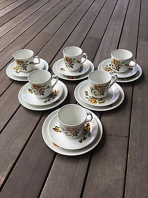 Johnson Of Australia Cup And Saucers