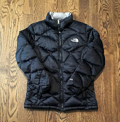 The North Face Down Jacket Girls XL 550 Fill Warm Winter Puffer