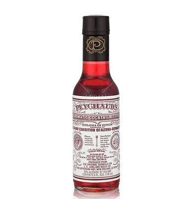 Peychaud's Aromatic Bitters, From New Orleans, 10oz Bottle