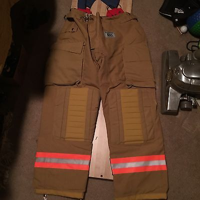 Morning pride turnout gear 38Wx32I