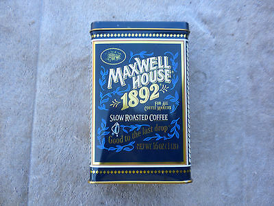 Maxwell House Collectable Tin