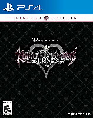 NEW Kingdom Hearts HD 2.8 Final Chapter Prologue Limited Edition PS4 Mickey Pin