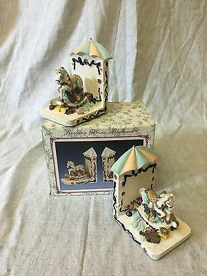 Childs Room Rocking Horse Bookends, Nursery Decor