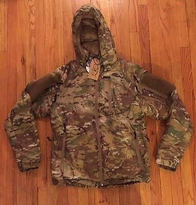 Beyond A7 Multicam Parka - Brand New Size X-Small (XSR)