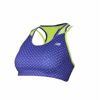 New balance Women's running Walking Gym Bra Printed Crop Cheap