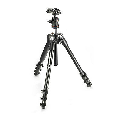 Manfrotto MKBFRA4-BH Befree Compact Lightweight Tripod with Ball Head (New)