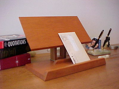 Book Holders - Stand Reading Book Holder Portable - any Book Size & Weight