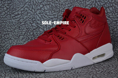 online store ca6a8 85c27 ... uk nikelab air flight 89 828295 600 gym red white nike lab leather  retro ds f31fb