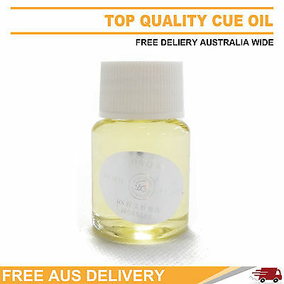 Quality Cue Oil For Snooker Pool Cues Maintenance Tools Au Stock Free Post