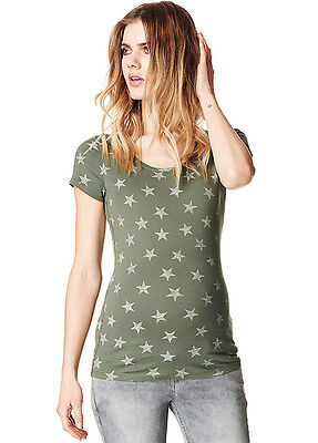NEW - Supermom - Pip Star Print T-Shirt - Maternity Tee