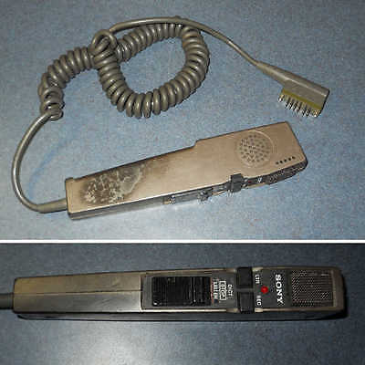 Used* Sony Hu-50 Hand Control Unit For Dictating Machine