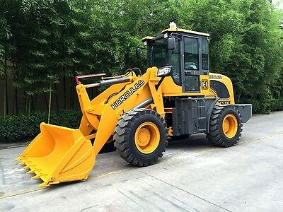New Hercules Hc530B Wheel Loader