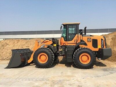 Hercules Yx656 Wheel Loader