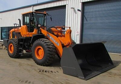 New Hercules Yx657 Wheel Loader