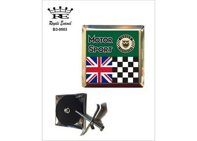 Royale Car Grill Badge & Fittings - British Motor Sport Jaguar Cars - B3.0003