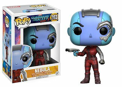 Guardians of the Galaxy 2 Pop! Vinyl Figure - Nebula #203