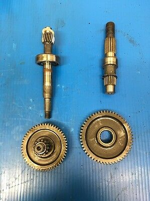 2008 Sym Symply 50 Gearbox Differential