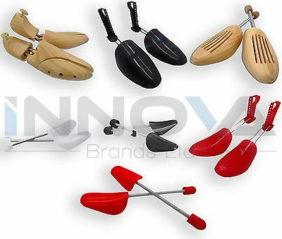 Women Men Shoe Tree Trees Maintain Shape Shoes Plastic Footwear Assorted