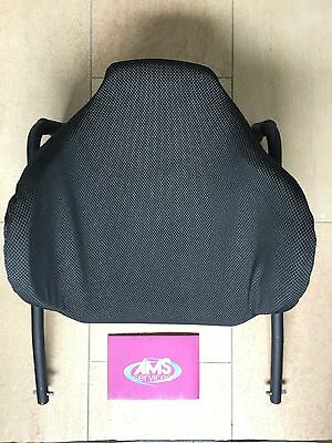 Invacare Mirage / Spectra Plus Electric Wheelchair Matrx Complete Deep Backrest