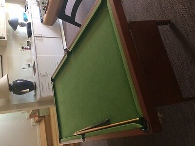 Pool Table 7 x 3.5 foot