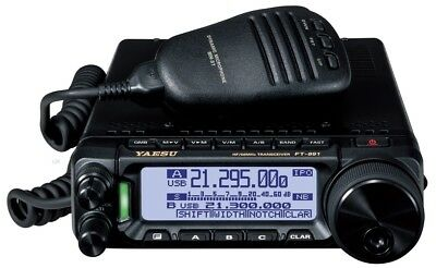 Yaesu FT-891 HF to 6M 100W All Mode Transceiver (WITH £45.00 CASHBACK)