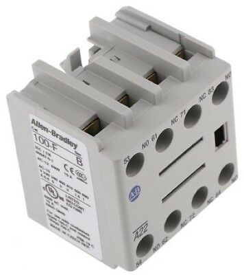 Allen Bradley Auxiliary Contact 100-FA22, new, boxed.
