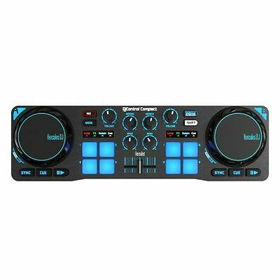Hercules DJ Control Compact DJ Controller With DJuced DJ Software