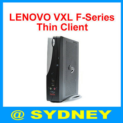 NEW Lenovo VXL Itona F Series Thin Client 1.2GHz 2GR/8GF WES2009 OS Tax Inv