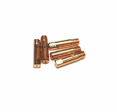 M6 Tips Packs 5 or 10, 0.6mm, 0.8mm 1.0mm Compatible With Clarke etc