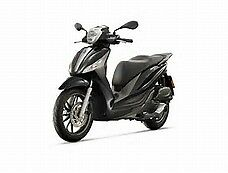 Piaggio Medley Abs 125 Cc Scooter Metallic Smoke Grey 2017