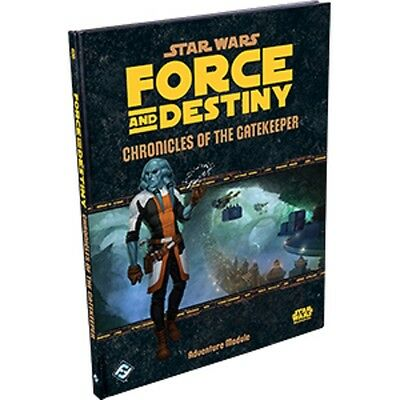 Star Wars RPG: Force and Destiny Chronicles of the Gatekeeper englische Ausgabe