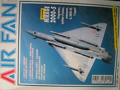 **e Air Fan n°234 Dossier Mirage 2000-5 / The French Lady down under