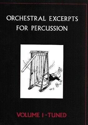 Orchestral Excerpts For Percussion - Snare Drum Volume 1