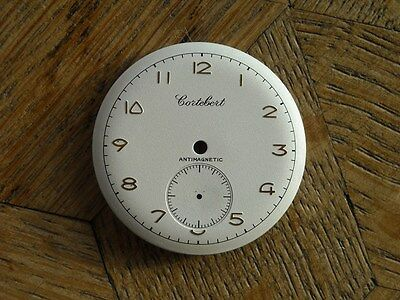 CORTEBERT Dial from an old stock. n°1
