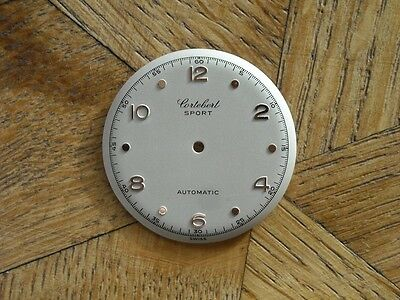 CORTEBERT Dial from an old stock. n° 4