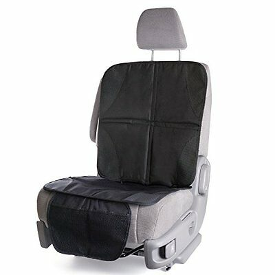 """Baby Car Seat Protector by KiddiGo, Large Size, 19.7"""" x 46.8"""" –Premium Infant Ca"""