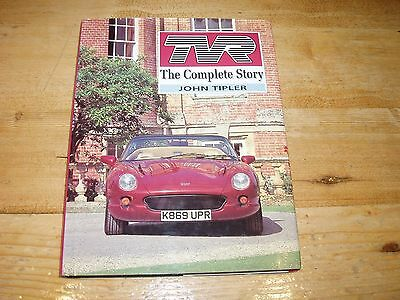 TVR - The Complete Story by John Tipler
