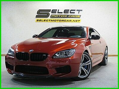 """2013 BMW M6 Base Coupe 2-Door 2013 BMW M6 COUPE """"NAVIGATION""""--""""20"""" WHEELS""""--""""HEADS-UP DISPLAY""""--""""SOFT CLOSE DO"""