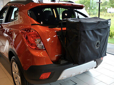 Vauxhall Mokka Roof Box - Unique Alternative 30% More Boot Space