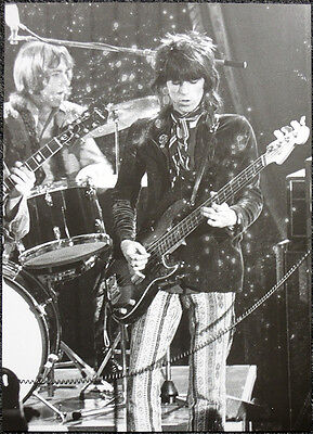 The Rolling Stones Poster Page 1968 Keith Richards . 4