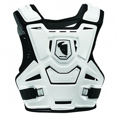 Youth sentinel roost deflector white one size - 2701-0783 - Thor 27010783