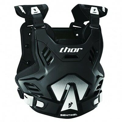 Sentinel gp s16 roost deflector black/white x-large/2x-large ... - Thor 27010747