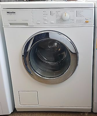 Miele 5.5kg Front Load Washing Machine W502